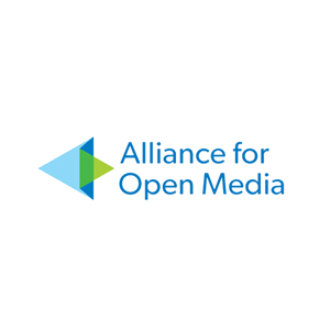 - ALLIANCE FOR OPEN MEDIAThe Alliance for Open Media is founded by leading Internet companies focused on developing next-generation media formats, codecs and technologies. Alliance members bring their collective technology and expertise to meet growing Internet demand for top-quality video, audio, imagery, and streaming across devices of all kinds and for users worldwide.