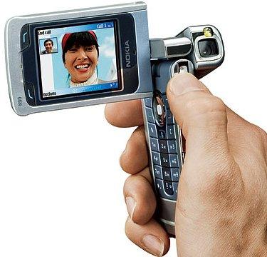 Nokia N93 (2006 Finland)