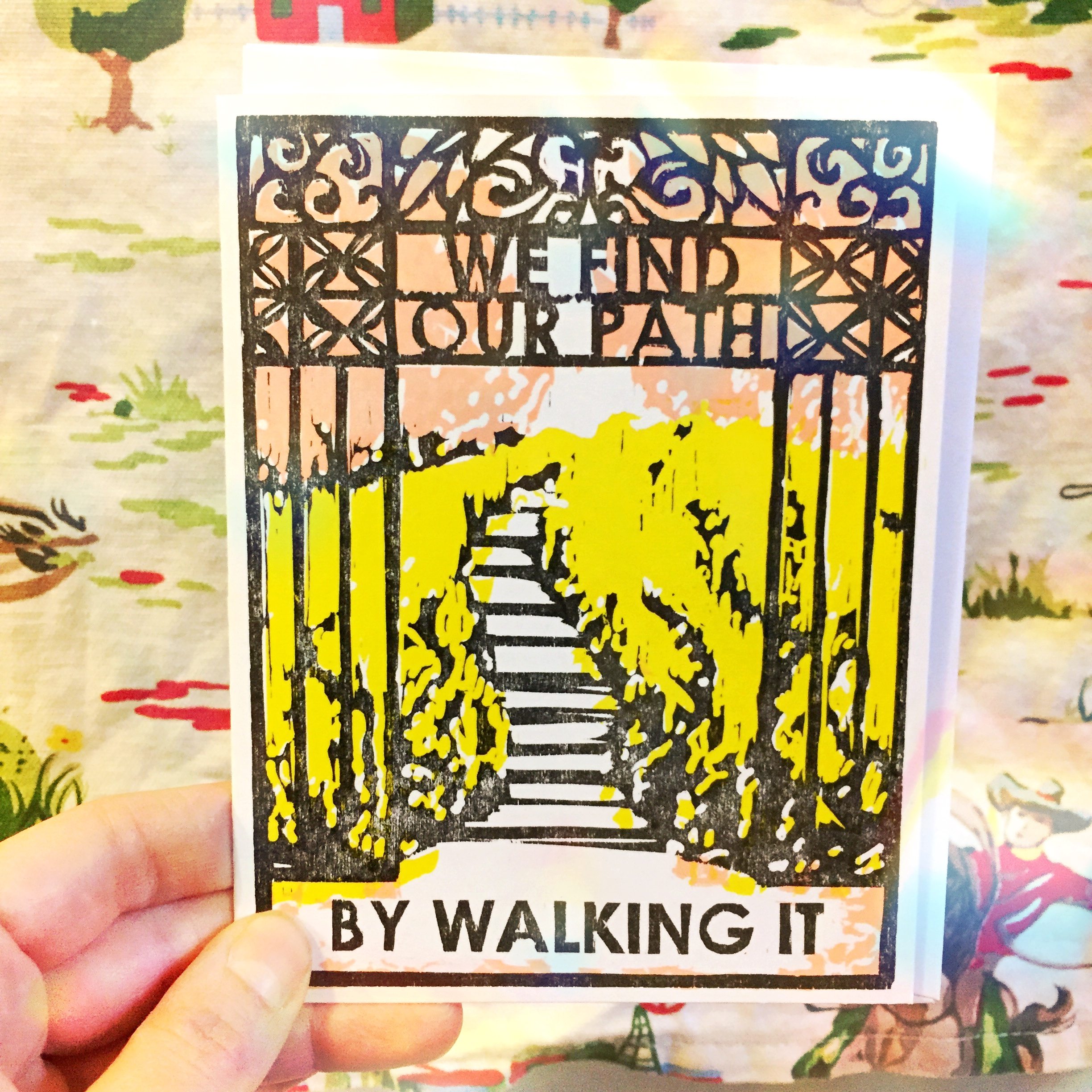 We Find Our Path - Heartell Press