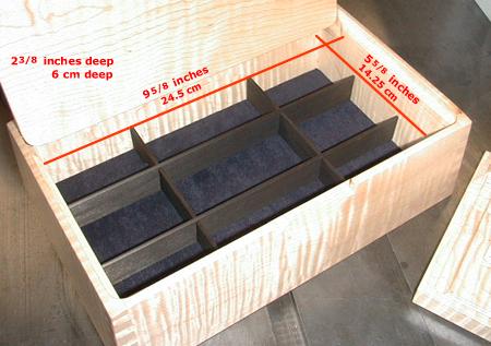 Single Level interior dimensions.