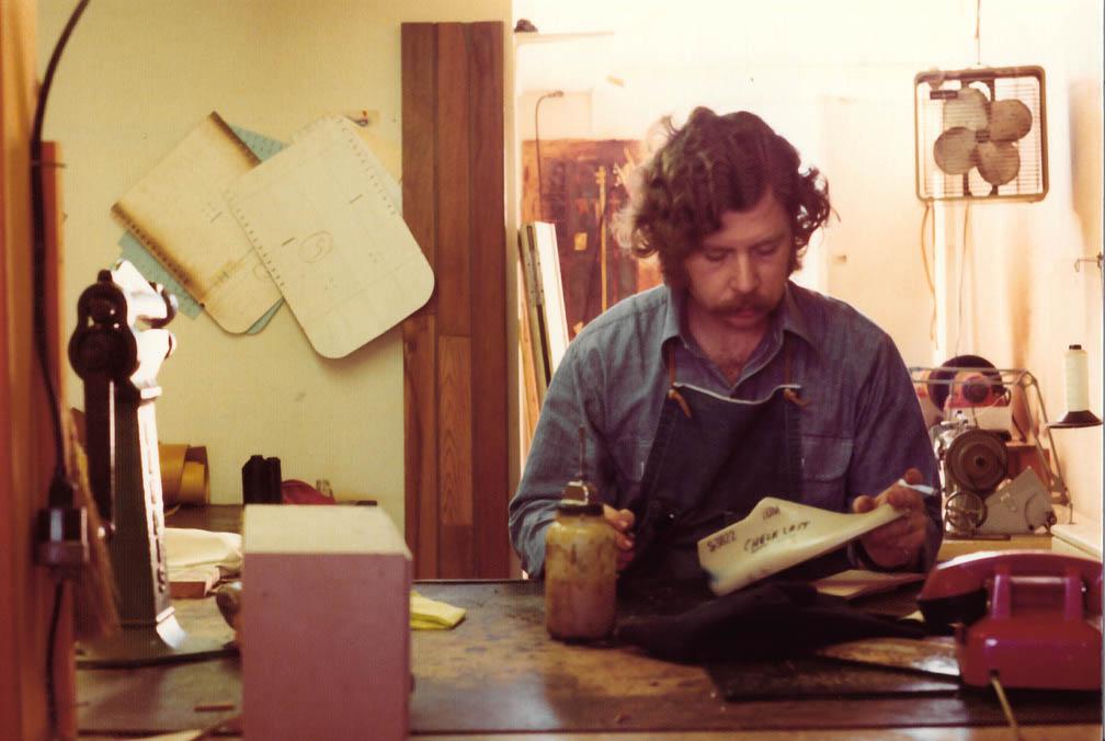 Jerry Talbott, La Jolla, San Diego, circa 1975