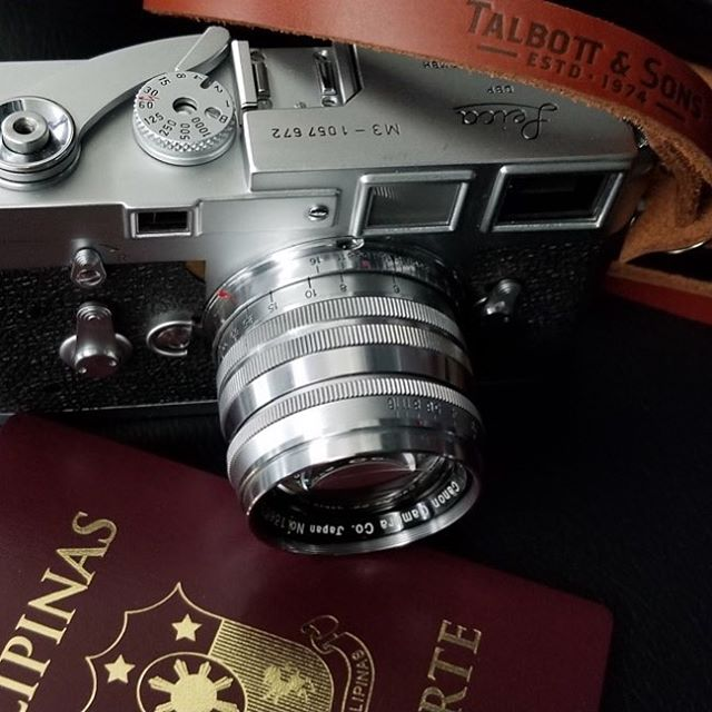 Planning a springtime trip? Our line of leather camera straps will keep your camera secure and stylish.
