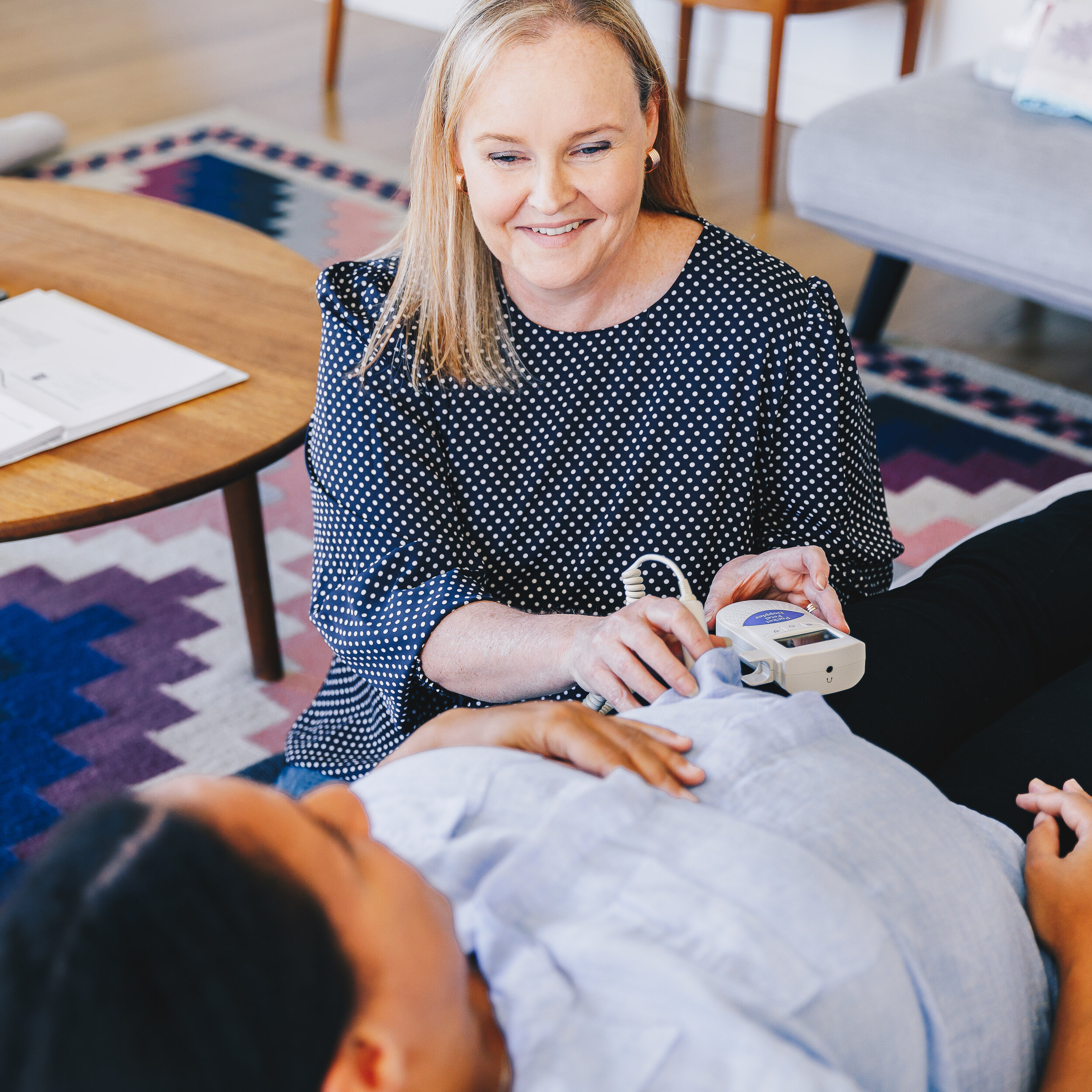 PREGNANCY CONSULTATION - These consultations cover a regular pregnancy consultation (as had at hospital) to see how you are progressing, fetal and general well being.Medicare rebates apply for all pregnancy consultations.1 hour • $AUD100.00BOOK NOW