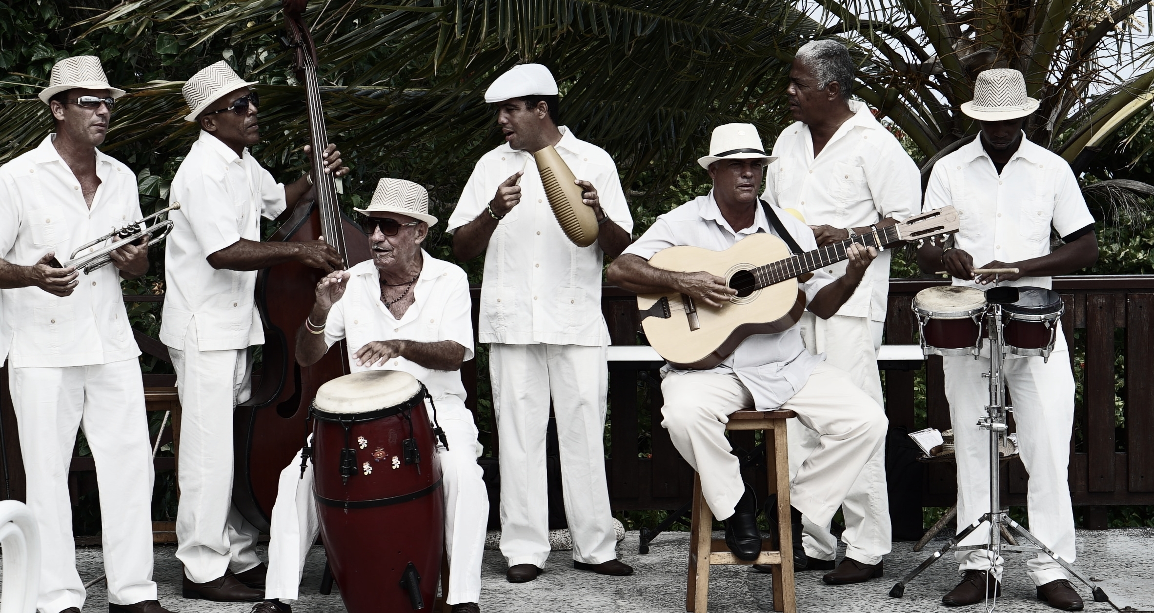 Bianca Jeanty Visits Cuba - Travel - Culture