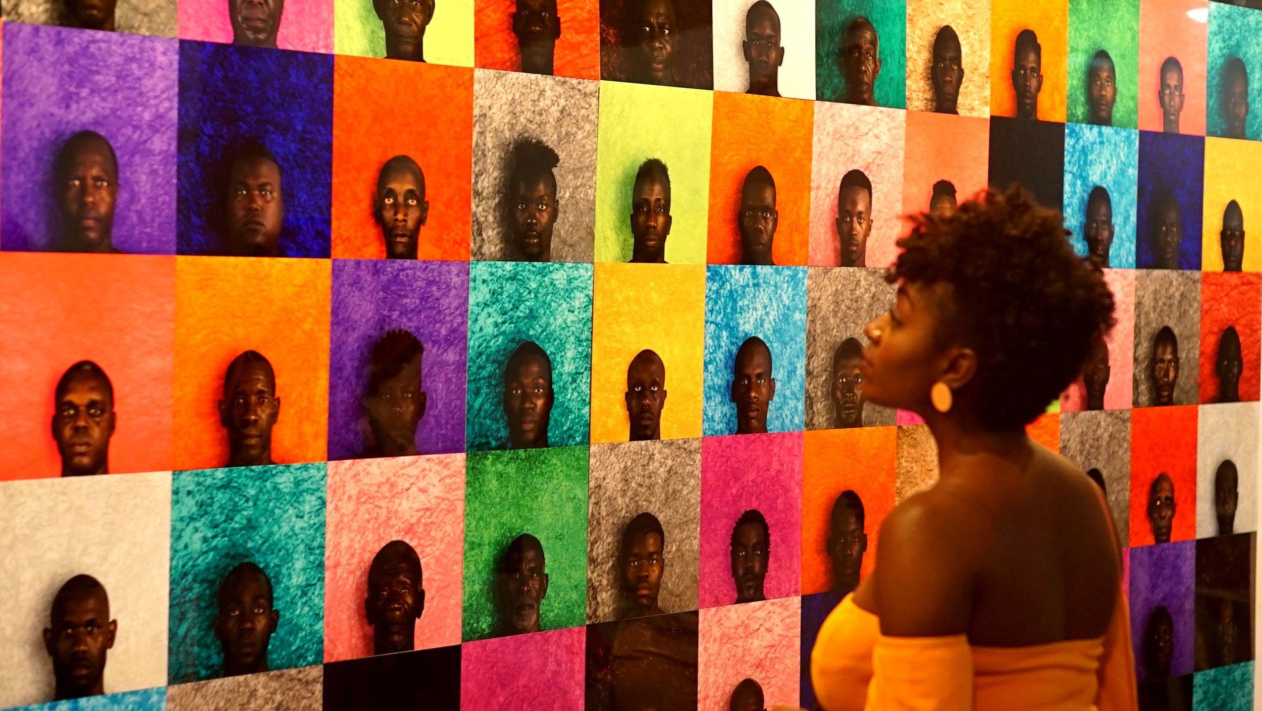 Bianca Jeanty Hits Cuba - Fabrico De Arte Cubano.JPG