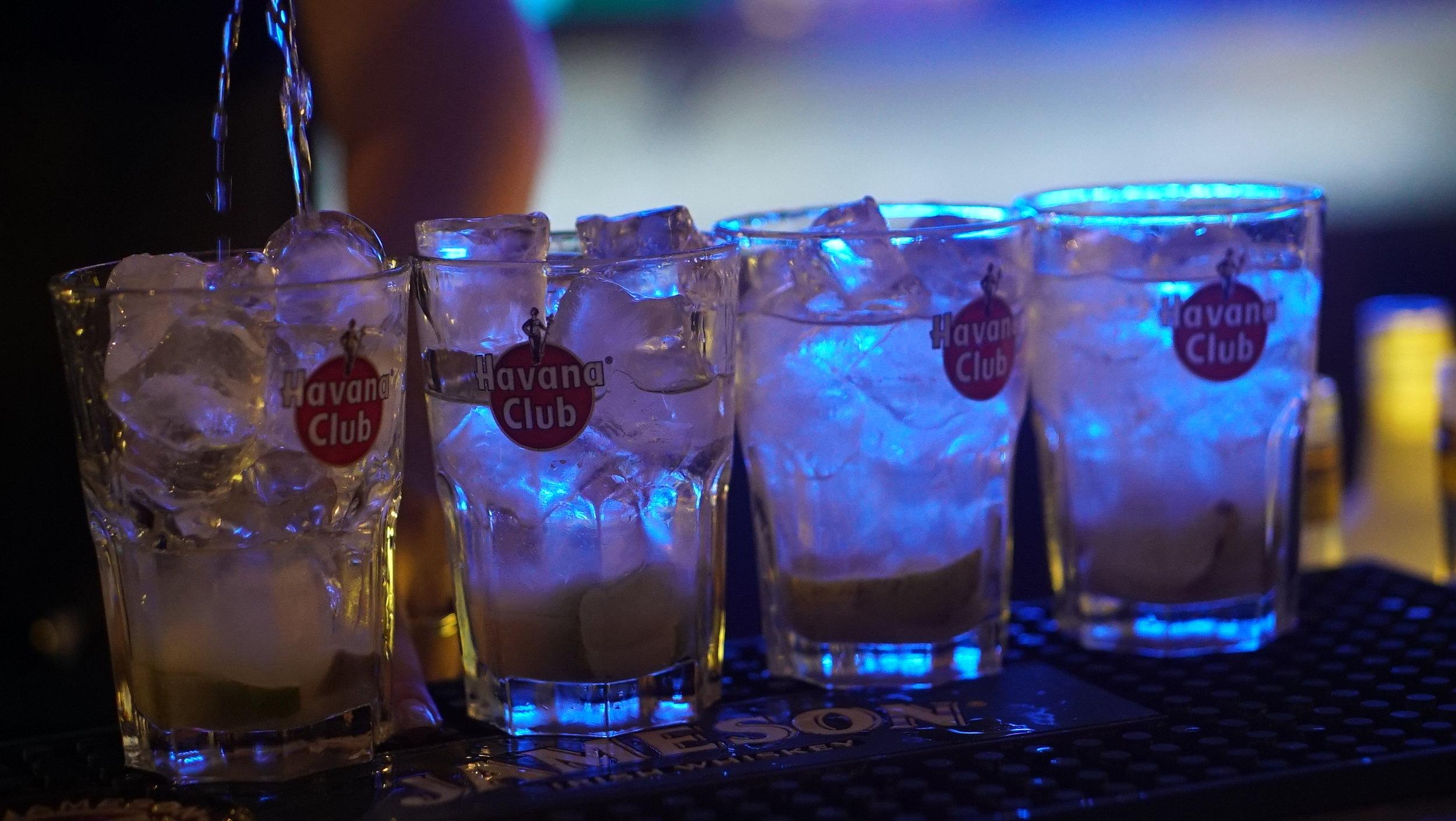 Bianca Jeanty Hits Cuba - Drinks by Havana Club.JPG
