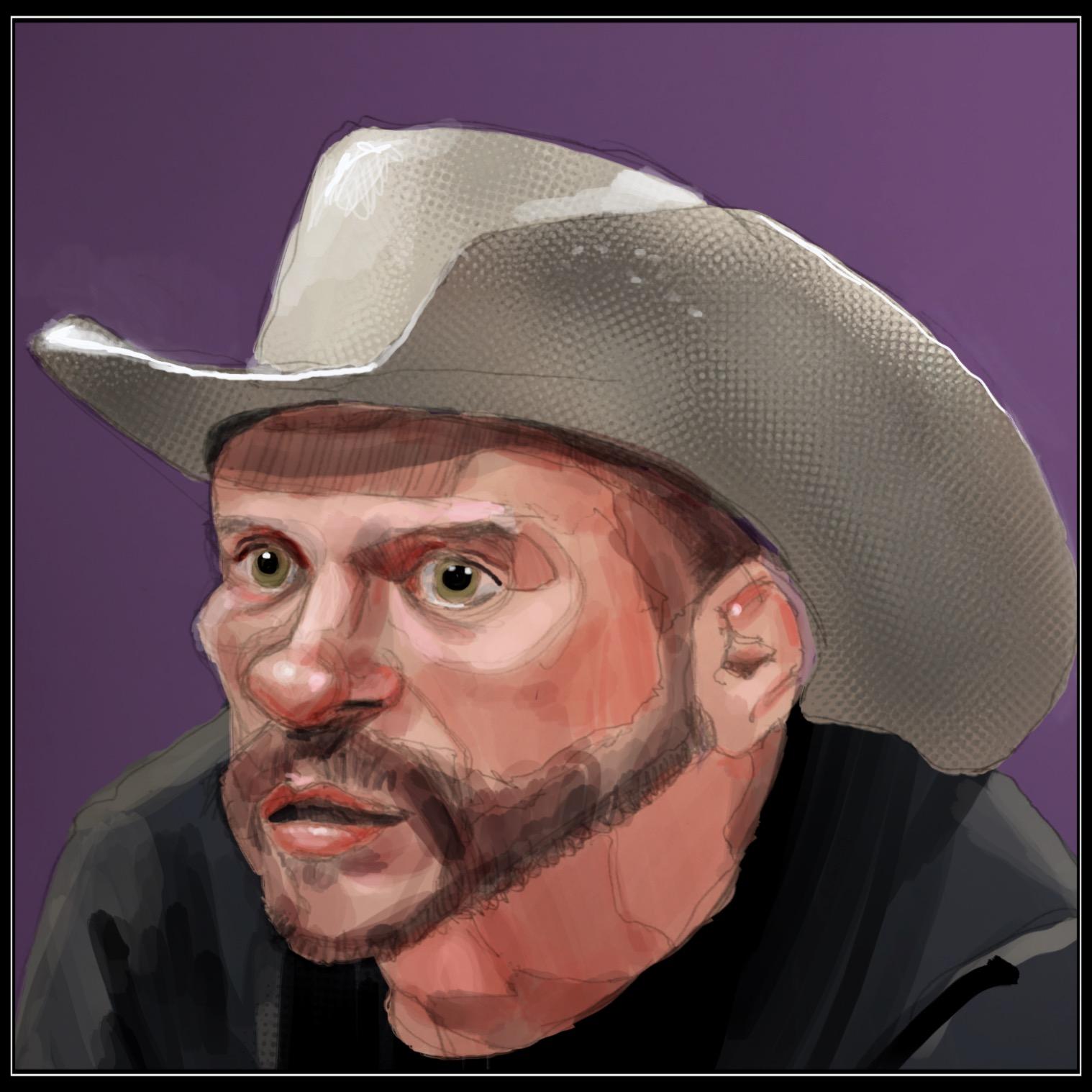"""Donald """"Cowboy"""" Cerrone; mma fighter"""