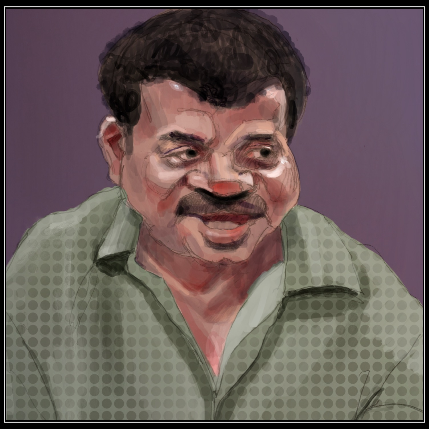 Neil Degrasse Tyson; astrophysicist and author