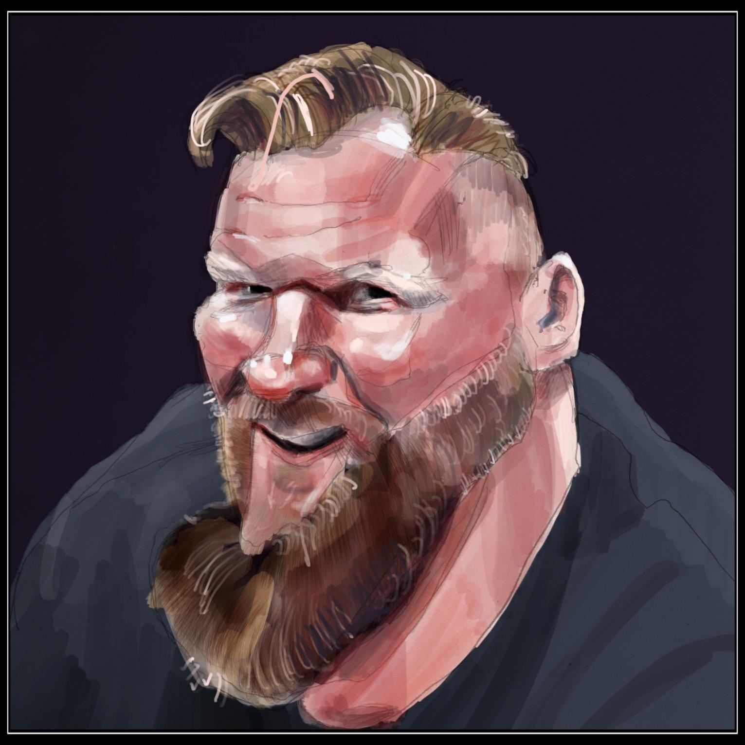 Josh Barnett; mma fighter and pro wrestler
