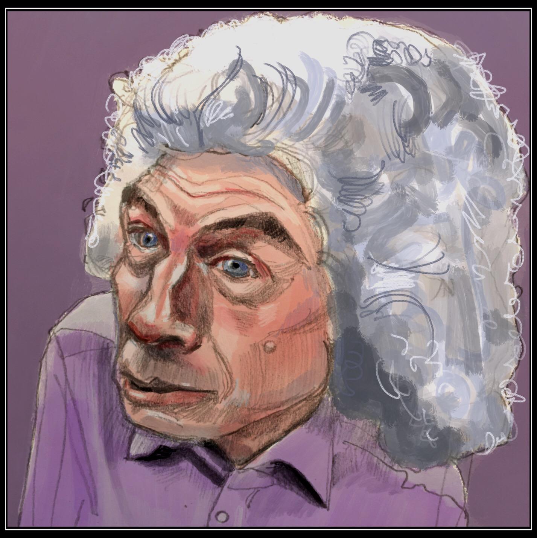 Steven Pinker; cognitive psychologist