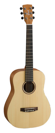 Guitar - Cort Earth Mini F