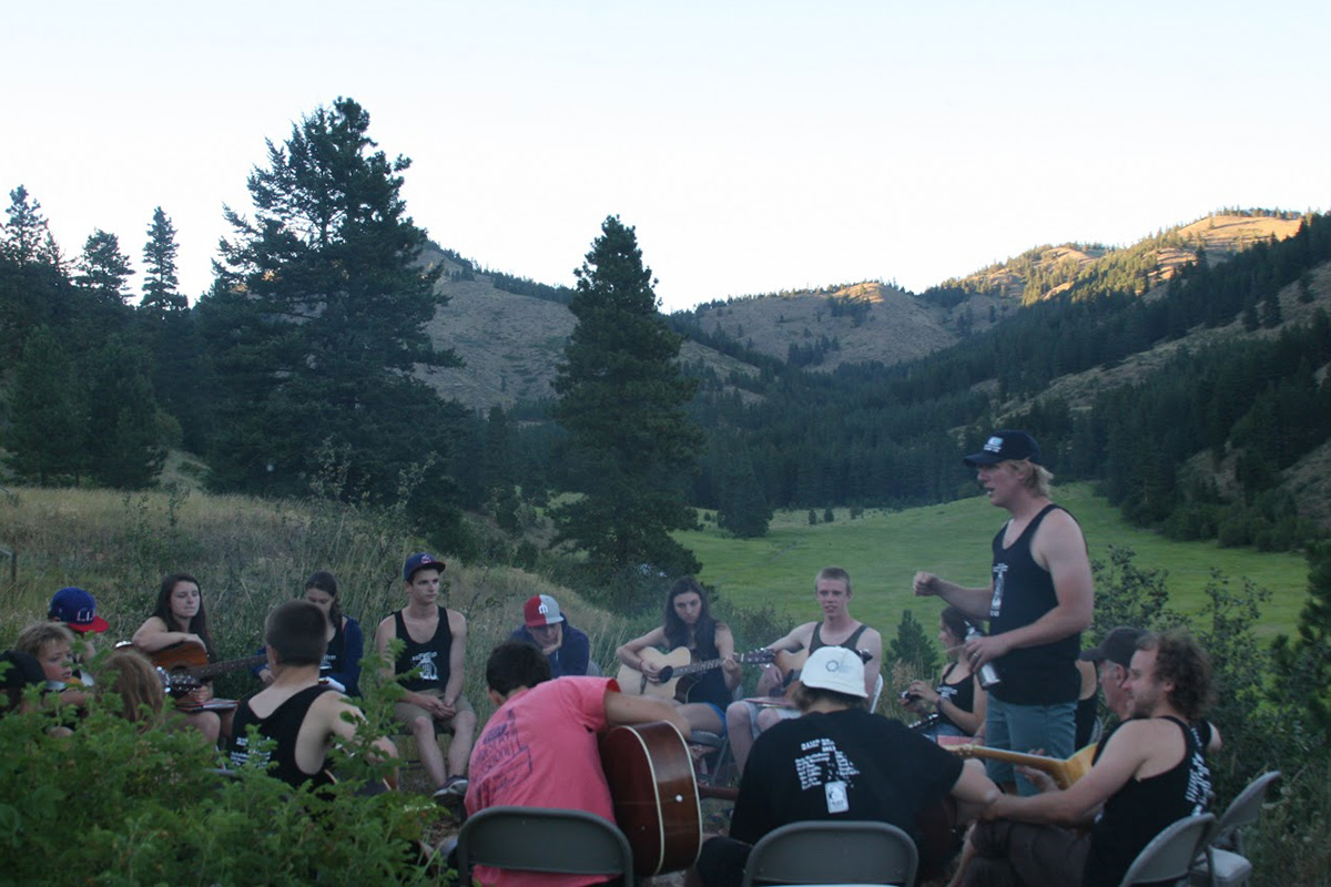Camp Branner, Methow Valley