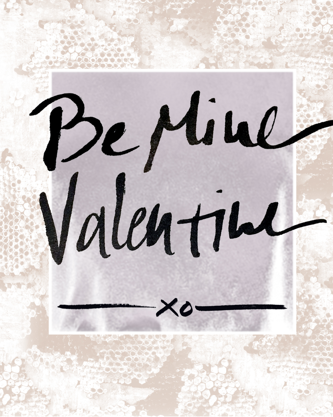 Emanate Design / Be Mine Valentine
