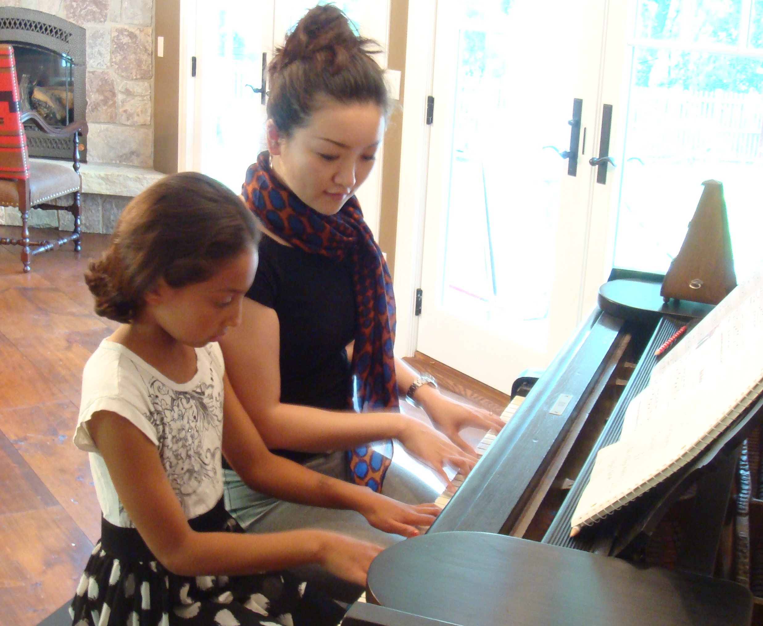piano instructor in bloomington normal il