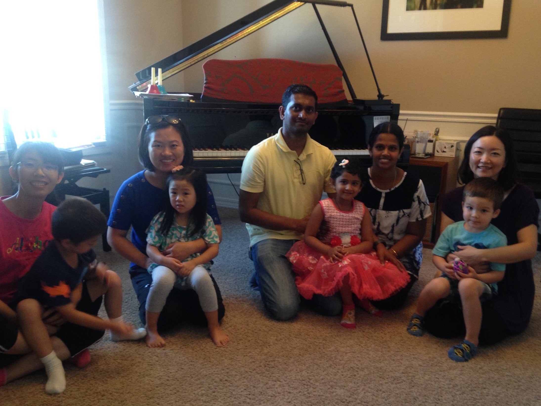 Toddlers & Me - Join our popular and enjoyable Little Mozart Program