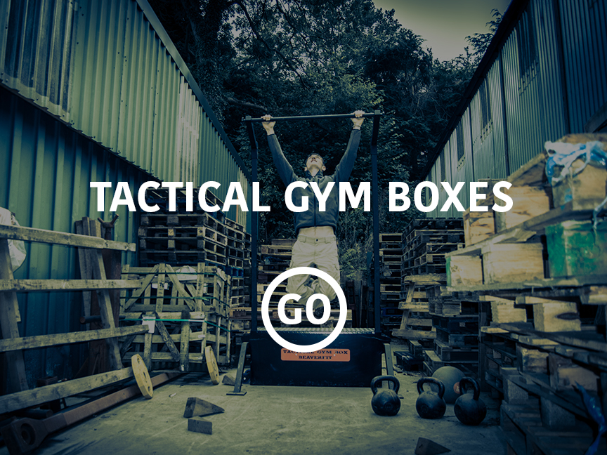 Tactical Gym Boxes Small Box