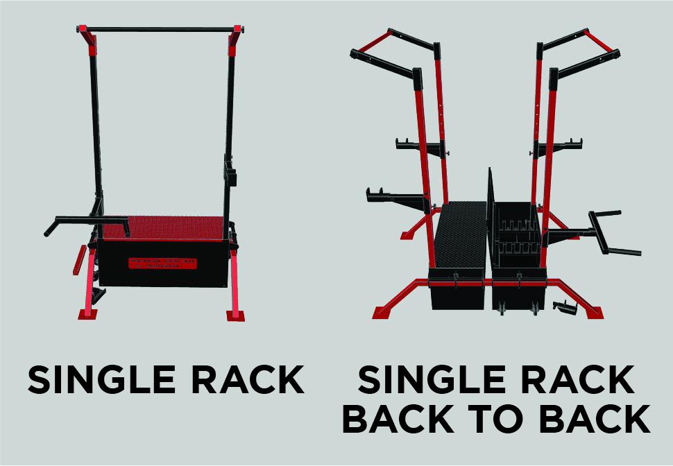 5' Sports Locker Diagram