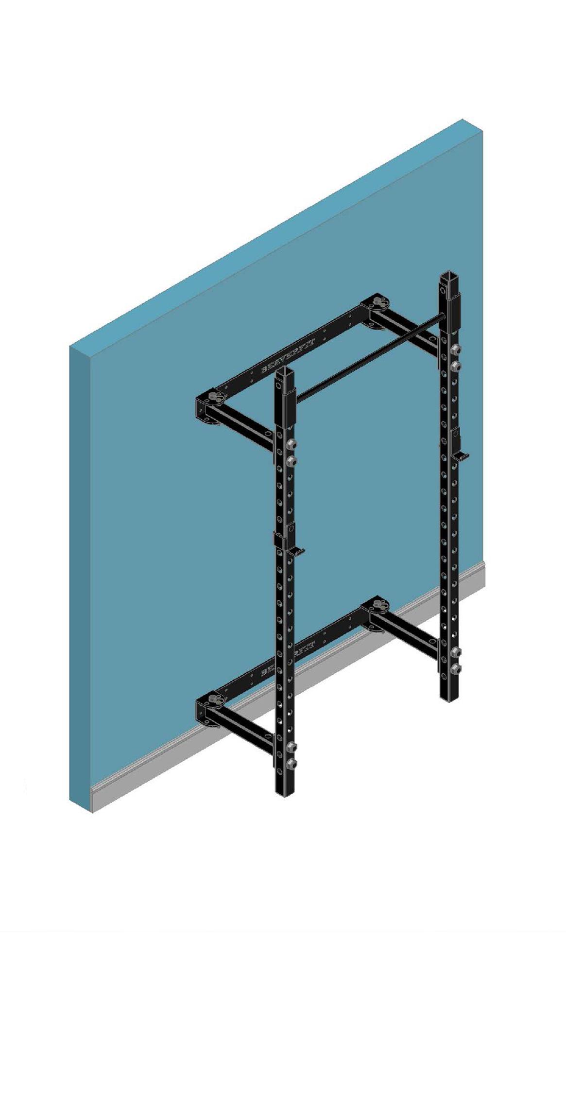 Wall-Mounted Rack Main Image