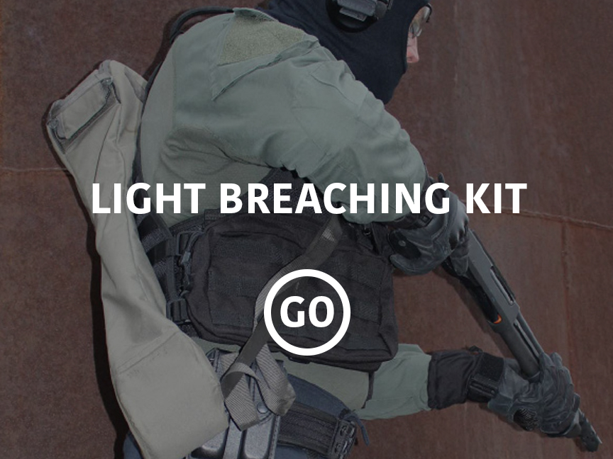 Light Breaching Kit Small Box