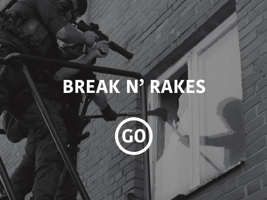 Break N' Rakes Small Box