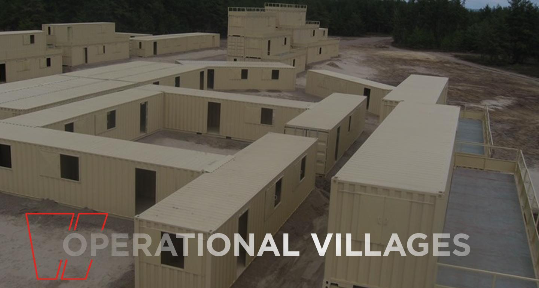 Operational Villages Main Header