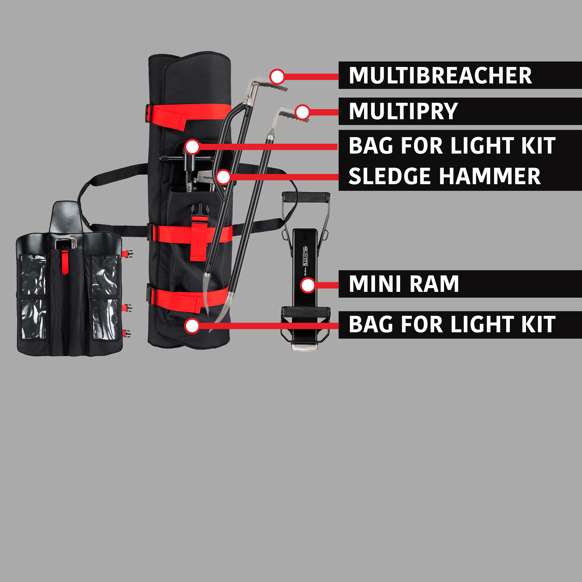 Fire Fighting Kit Right Image