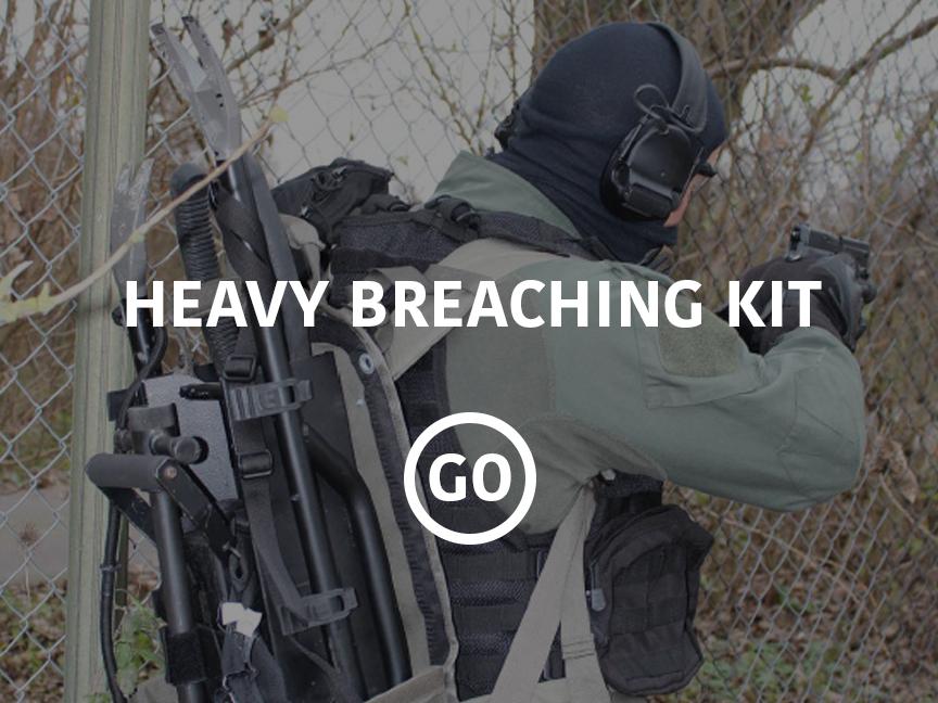 Heavy Breaching Kit Small Box