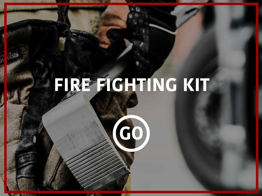 Fire Fighting Kit Small Box