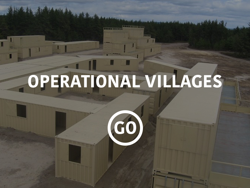 Operational Villages Small Box