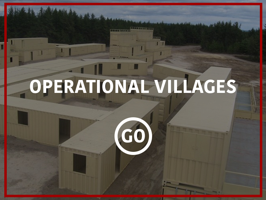 Operational Village Small Box