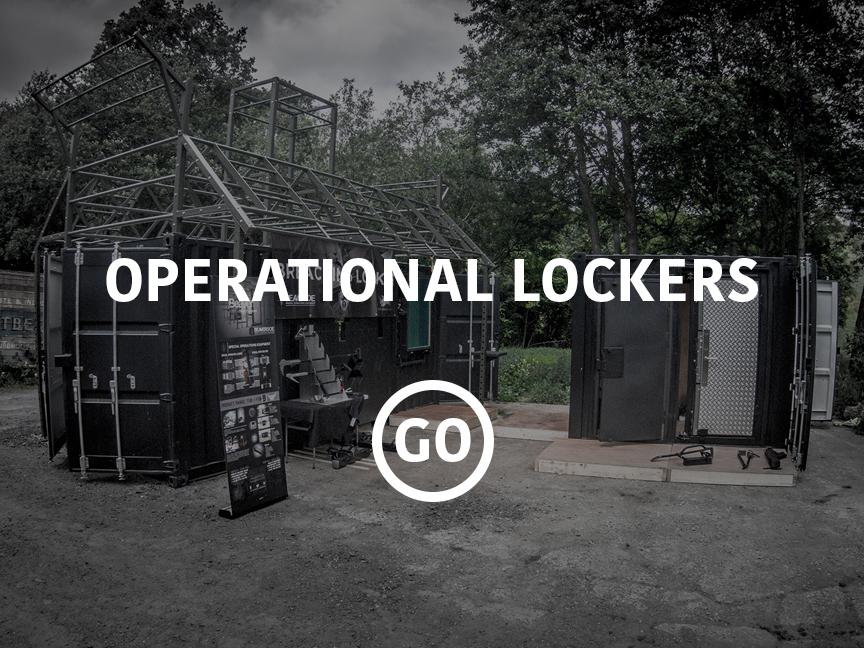 Operational Lockers Small Box
