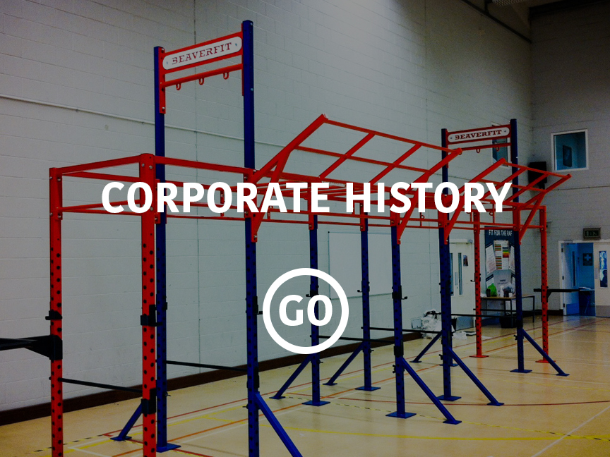 Corporate History Small Box