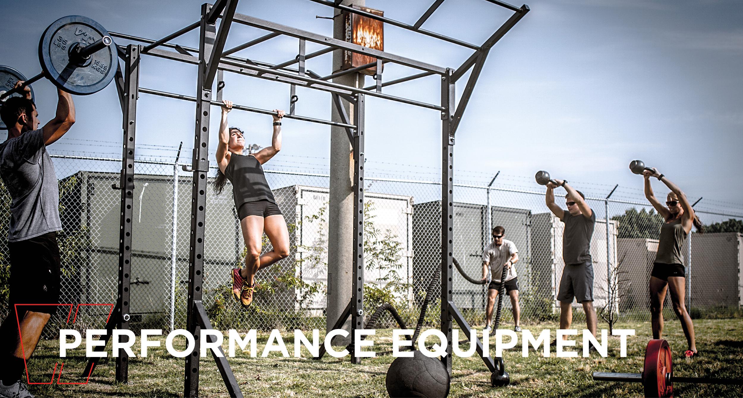 Performance Equipment Main Header