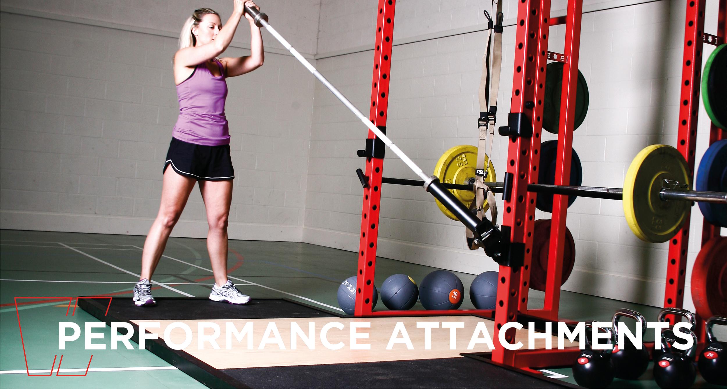Performance Attachments Main Header