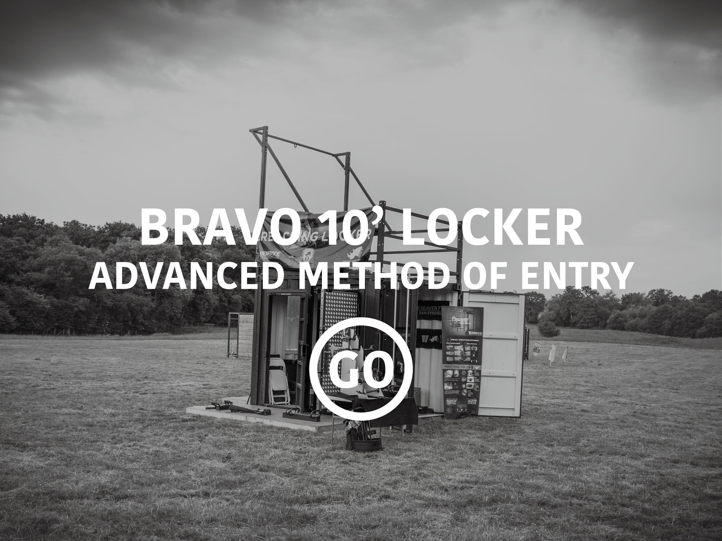 Bravo 10'Locker Advanced Breaching Small Box