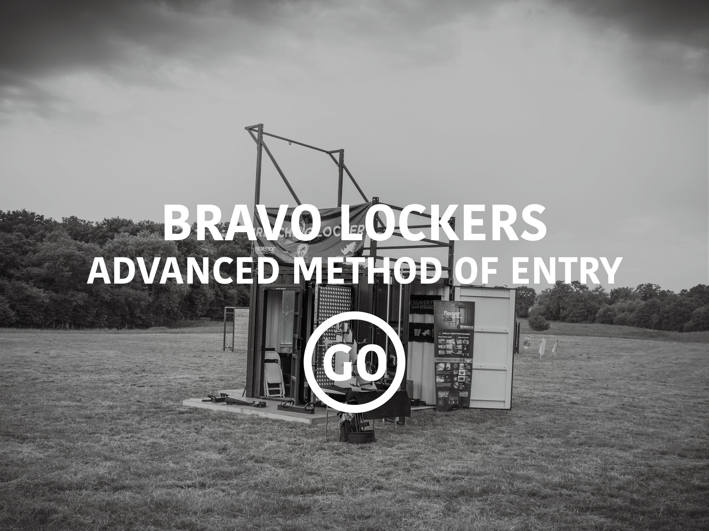 Bravo Lockers Advanced Breaching Small Box
