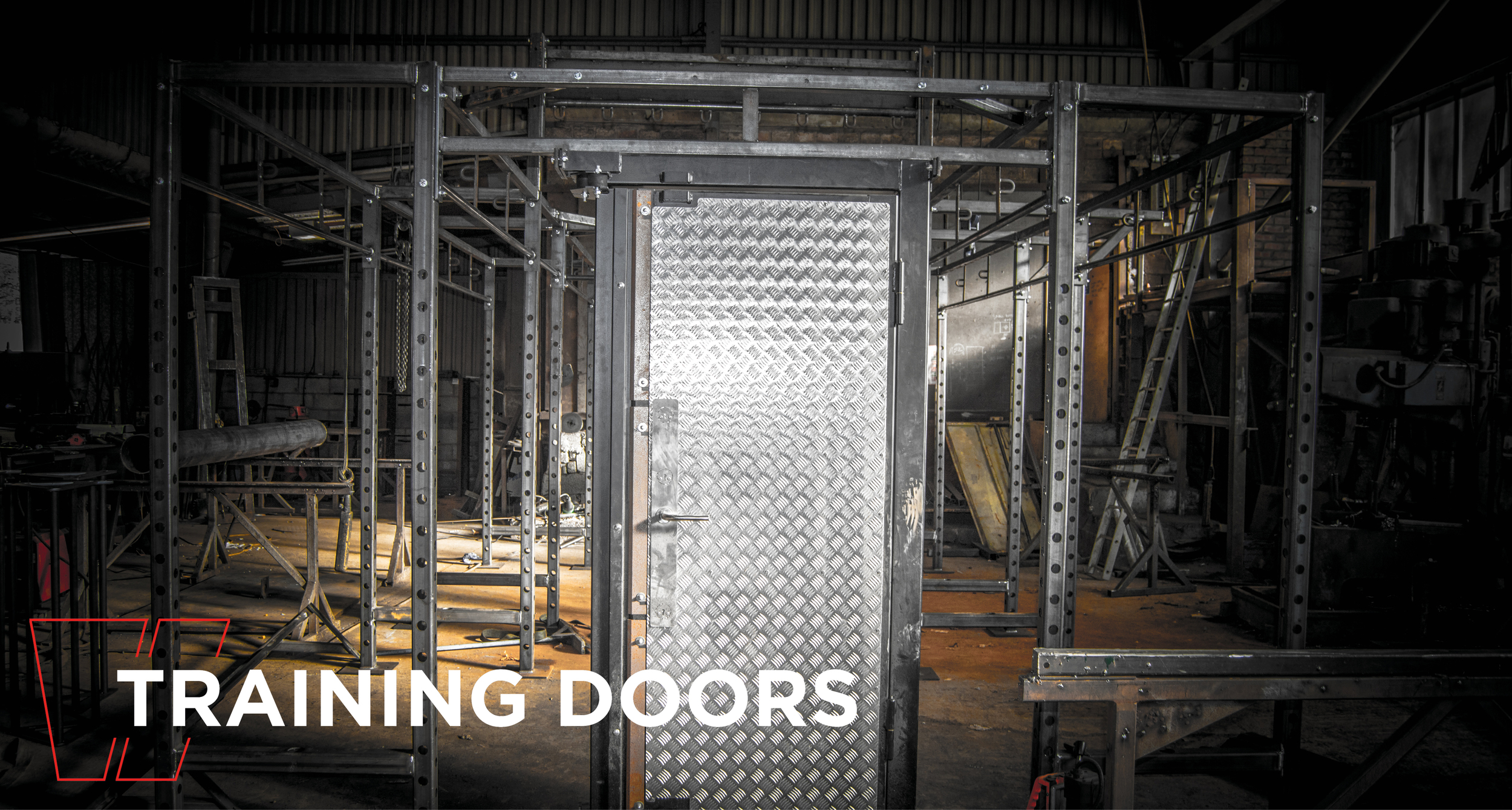 Breaching Doors Main Header