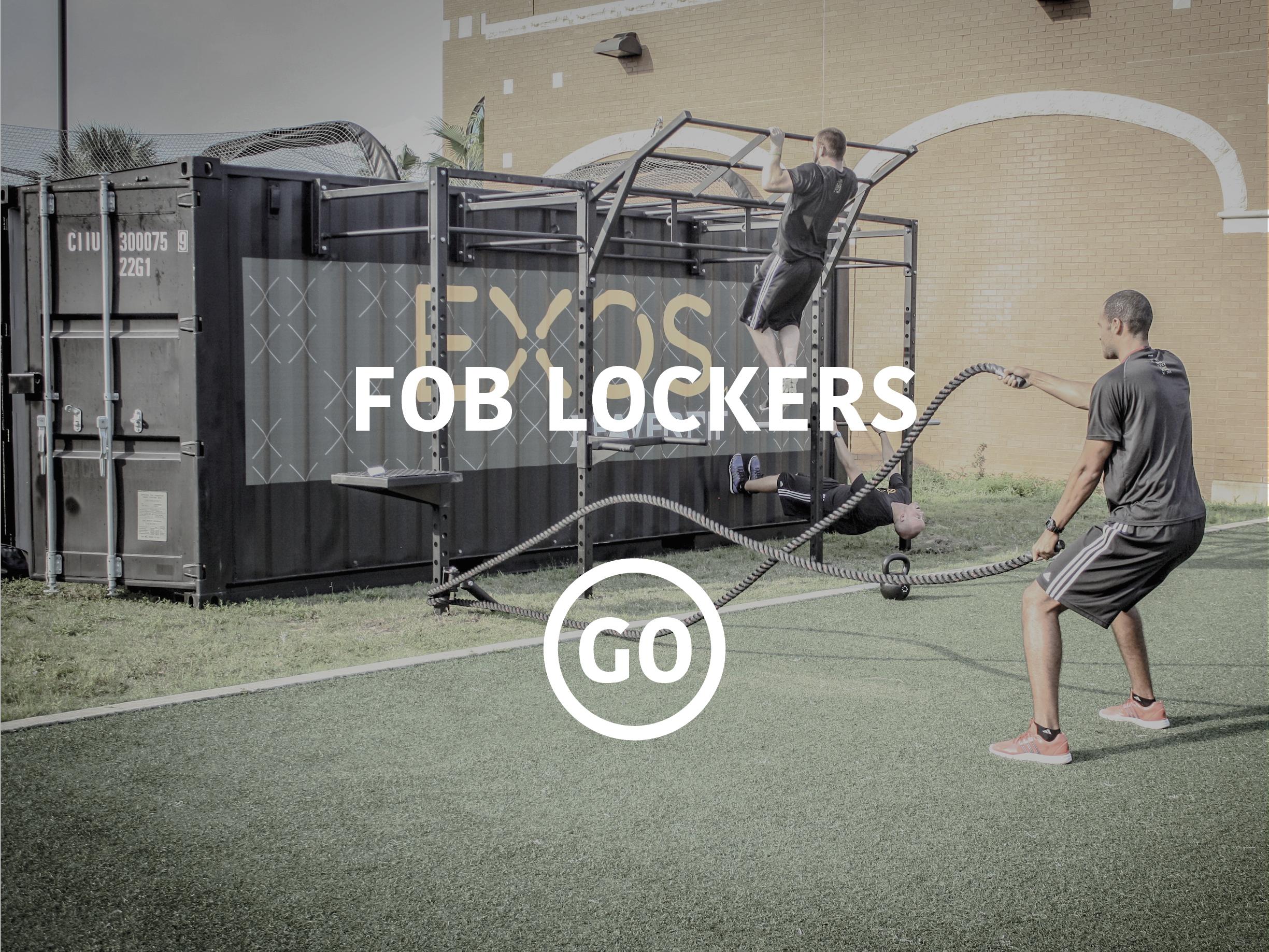 Performance Lockers Small Box