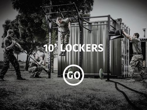 40' Deployable Lockers