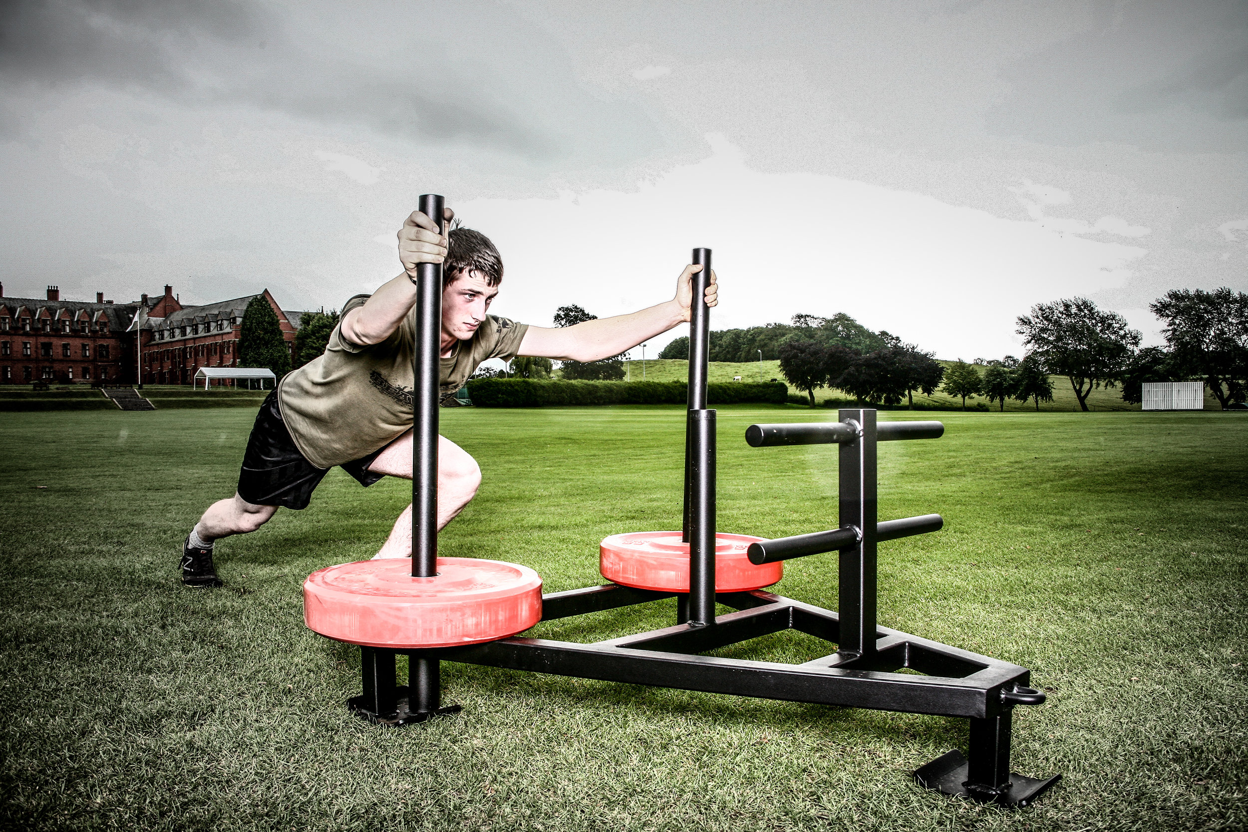 - prowler sled