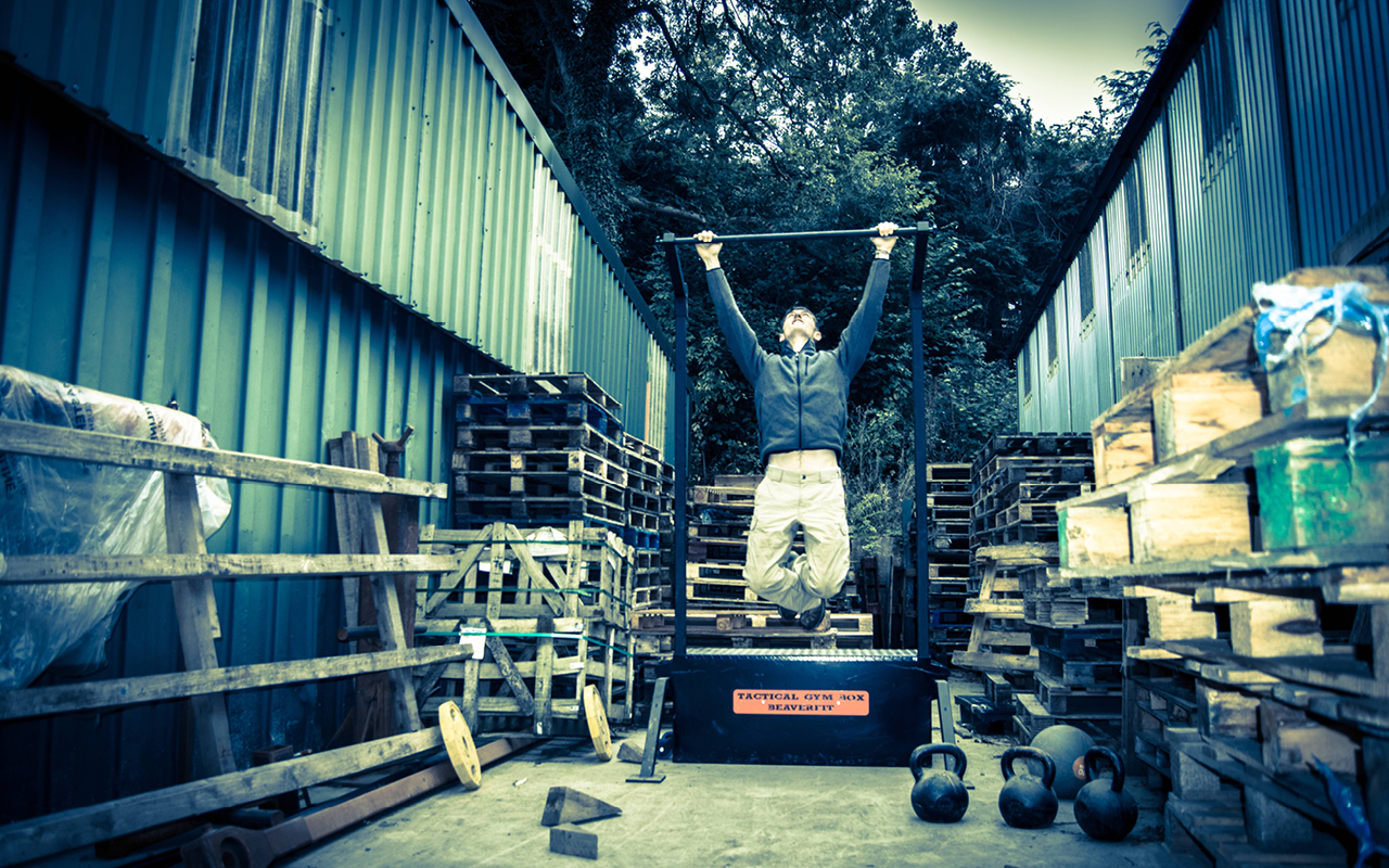 - TACTICAL GYM BOX