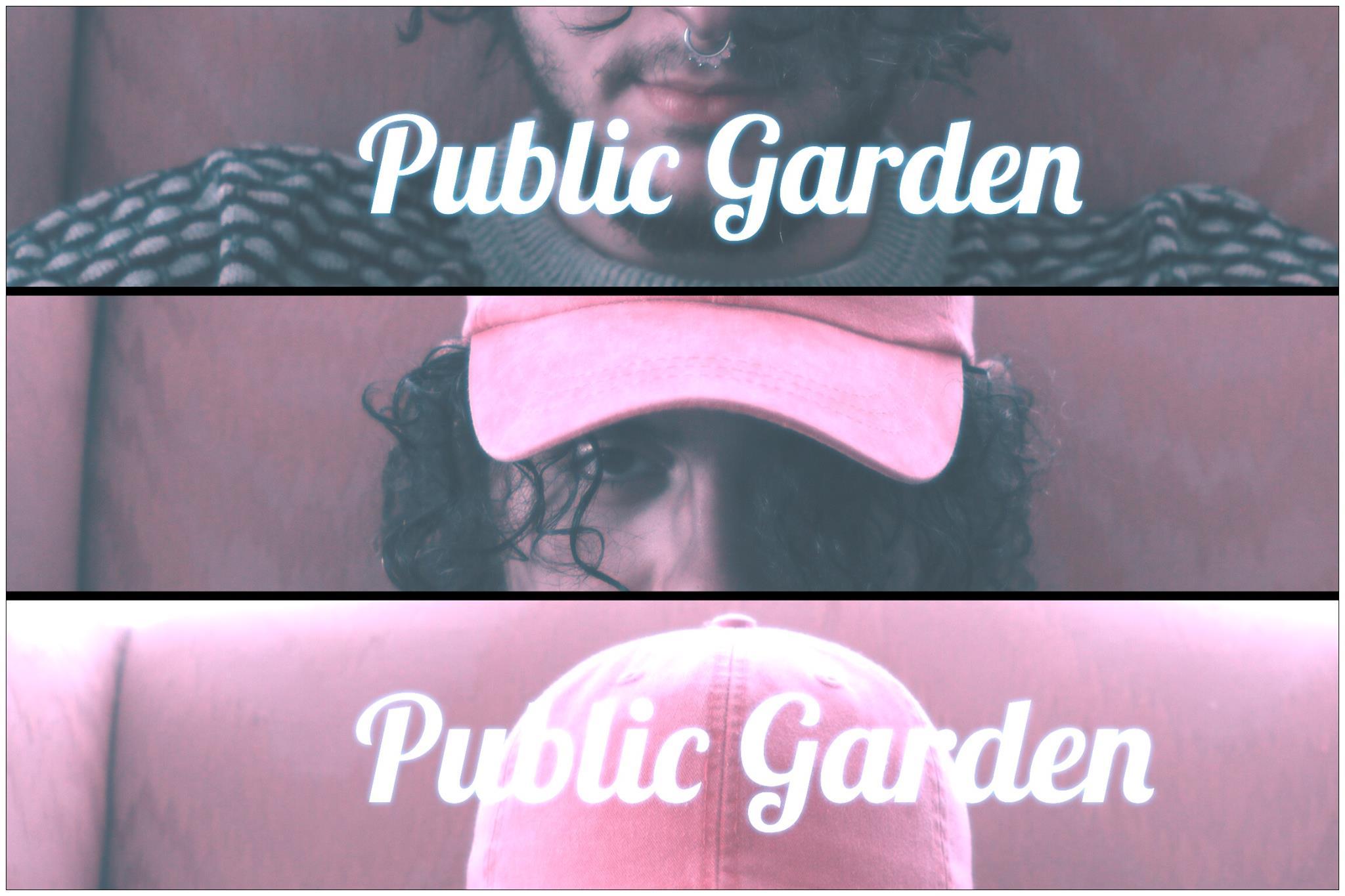 Josh Redcloud  &  Naquan , founders of The Public Garden