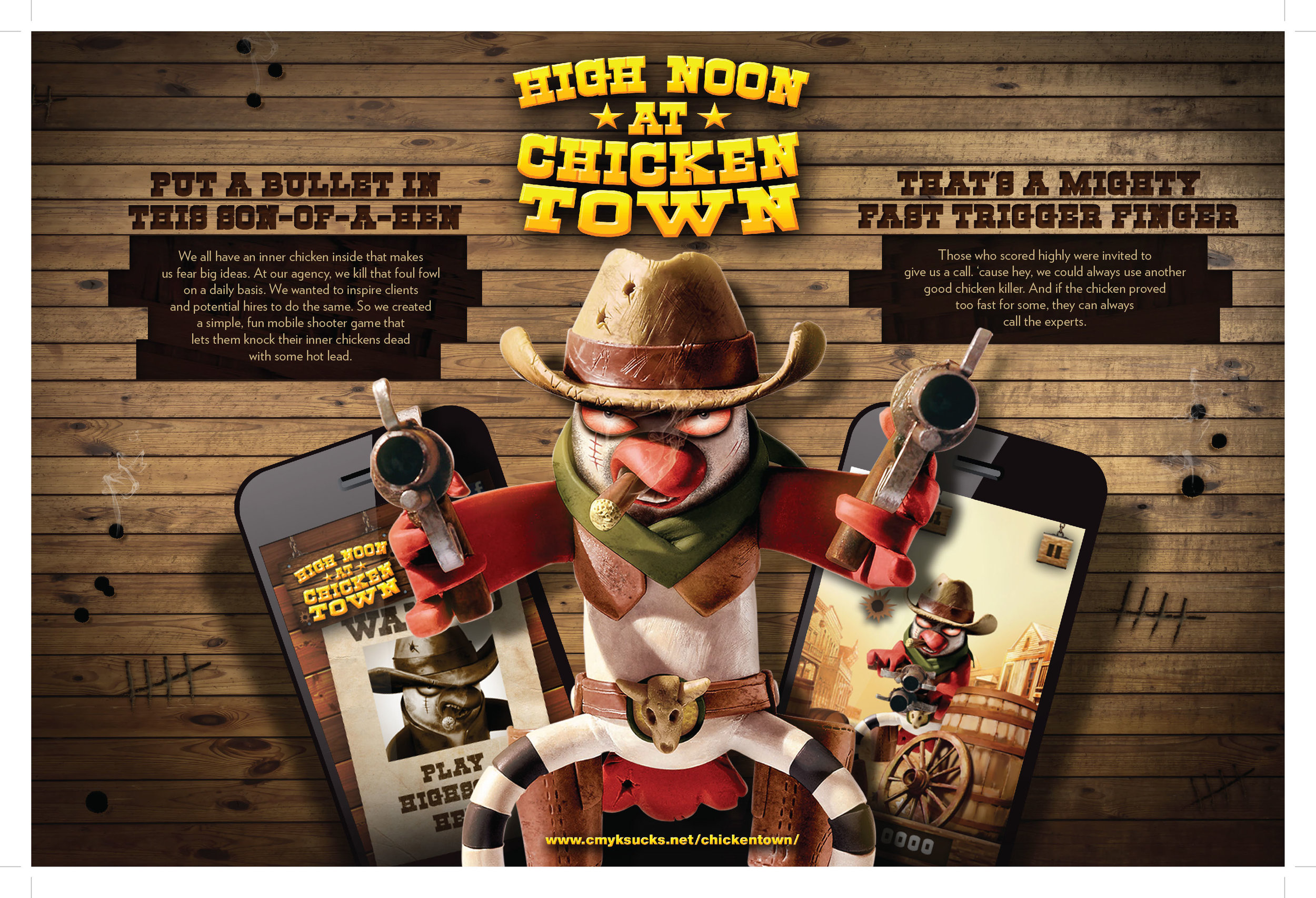 Creative Juice Chicken Town Poster 2013.jpg