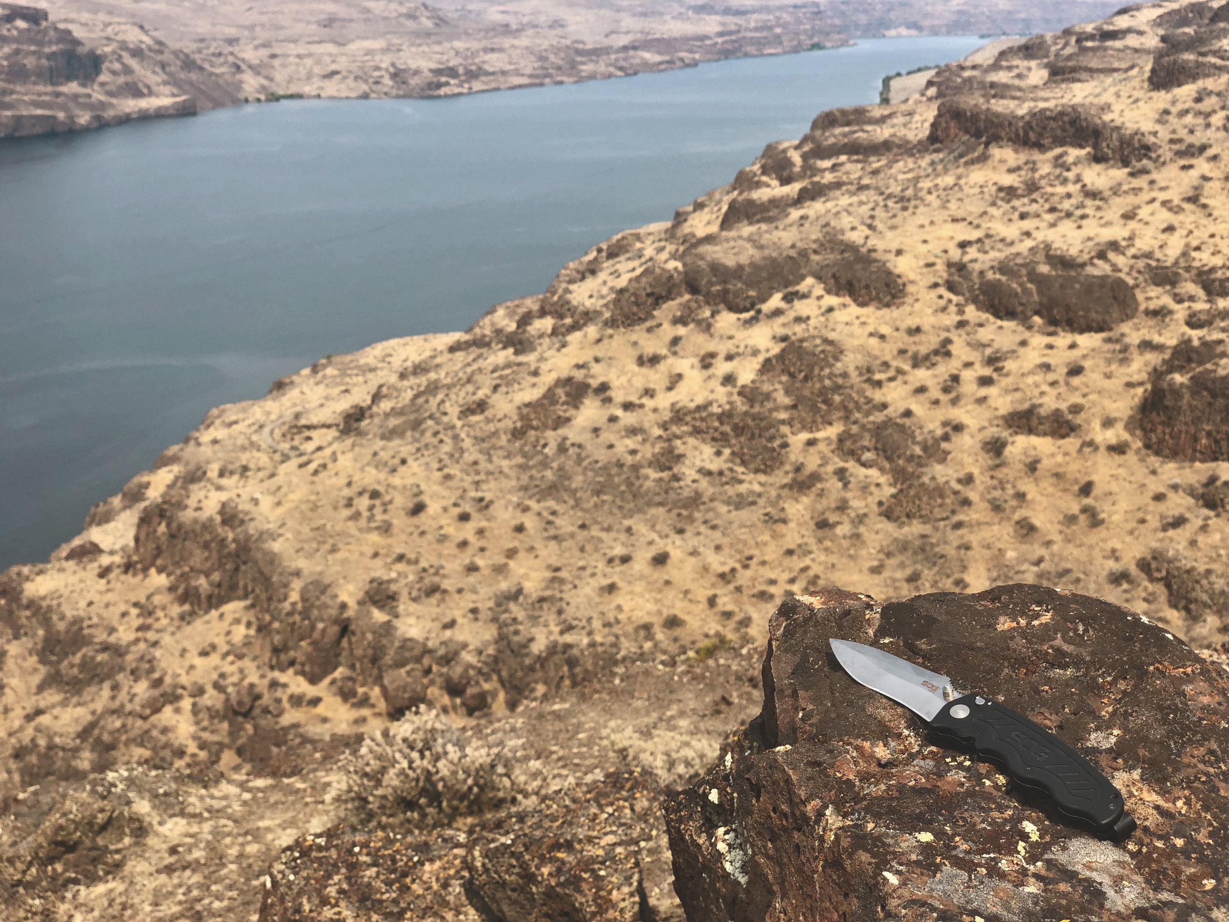 SOG Knives in Eastern Washington
