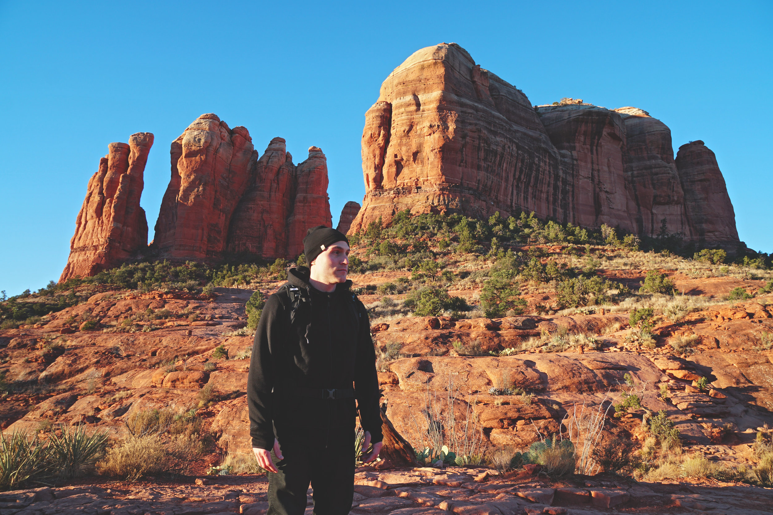 Sedona Arizona Cathedral Rock Hiking Guide