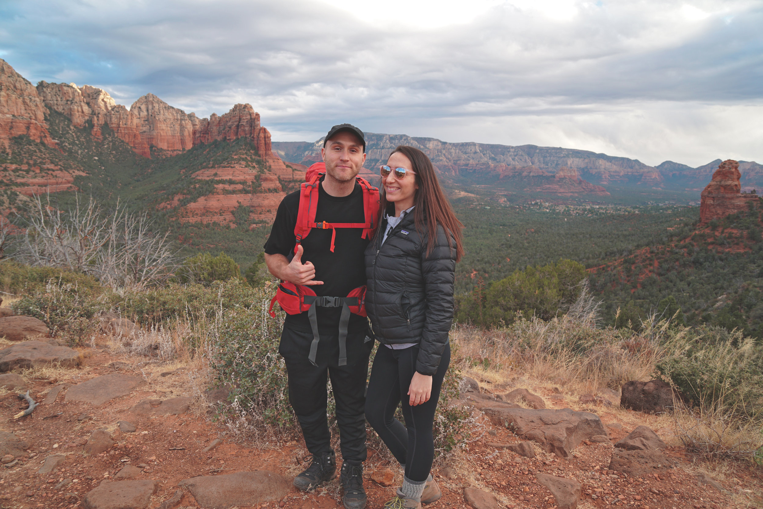 Sedona Arizona Brins Mesa Hiking Guide