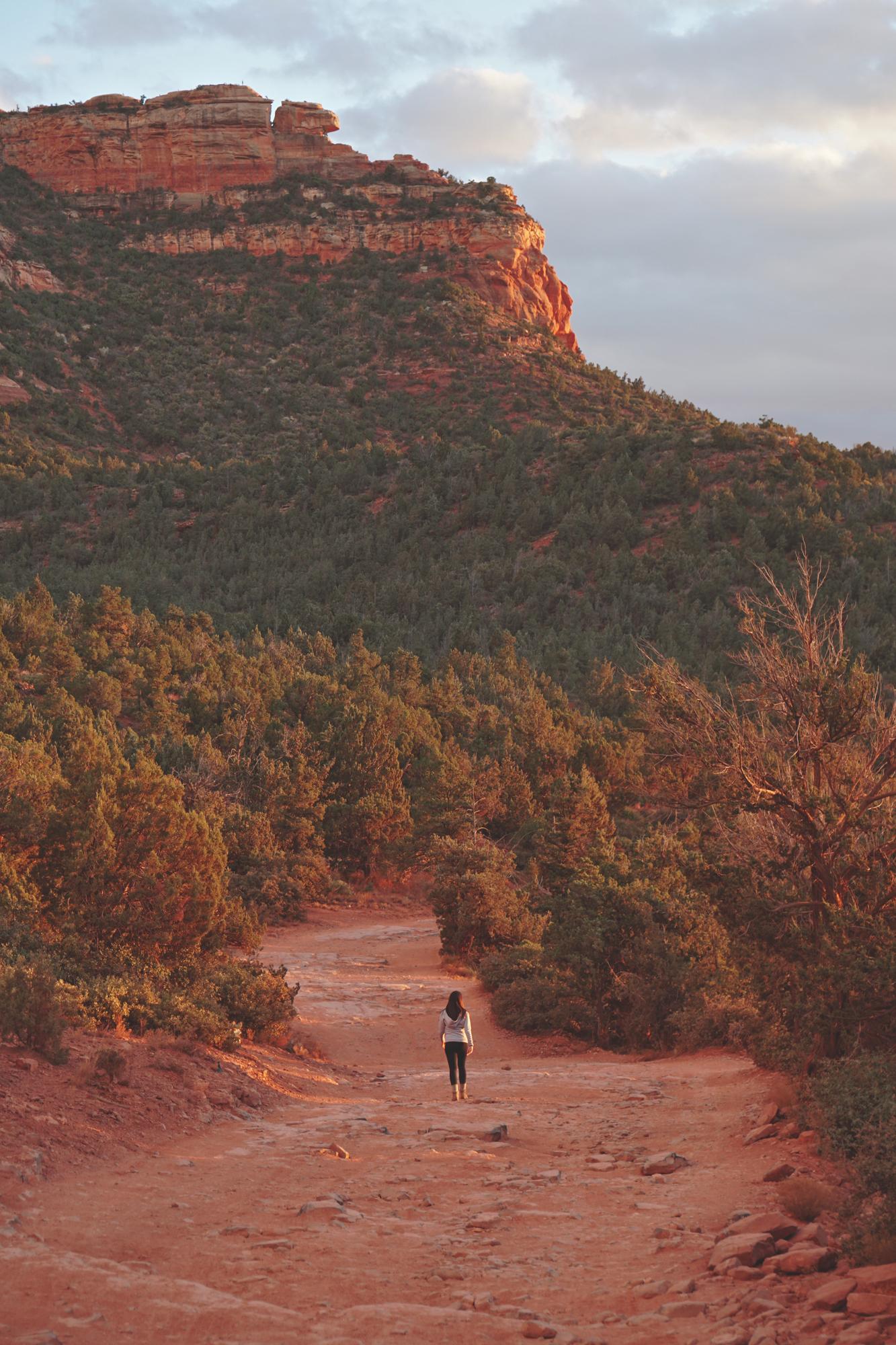 Sedona Arizona Brins Mesa Hiking Guide