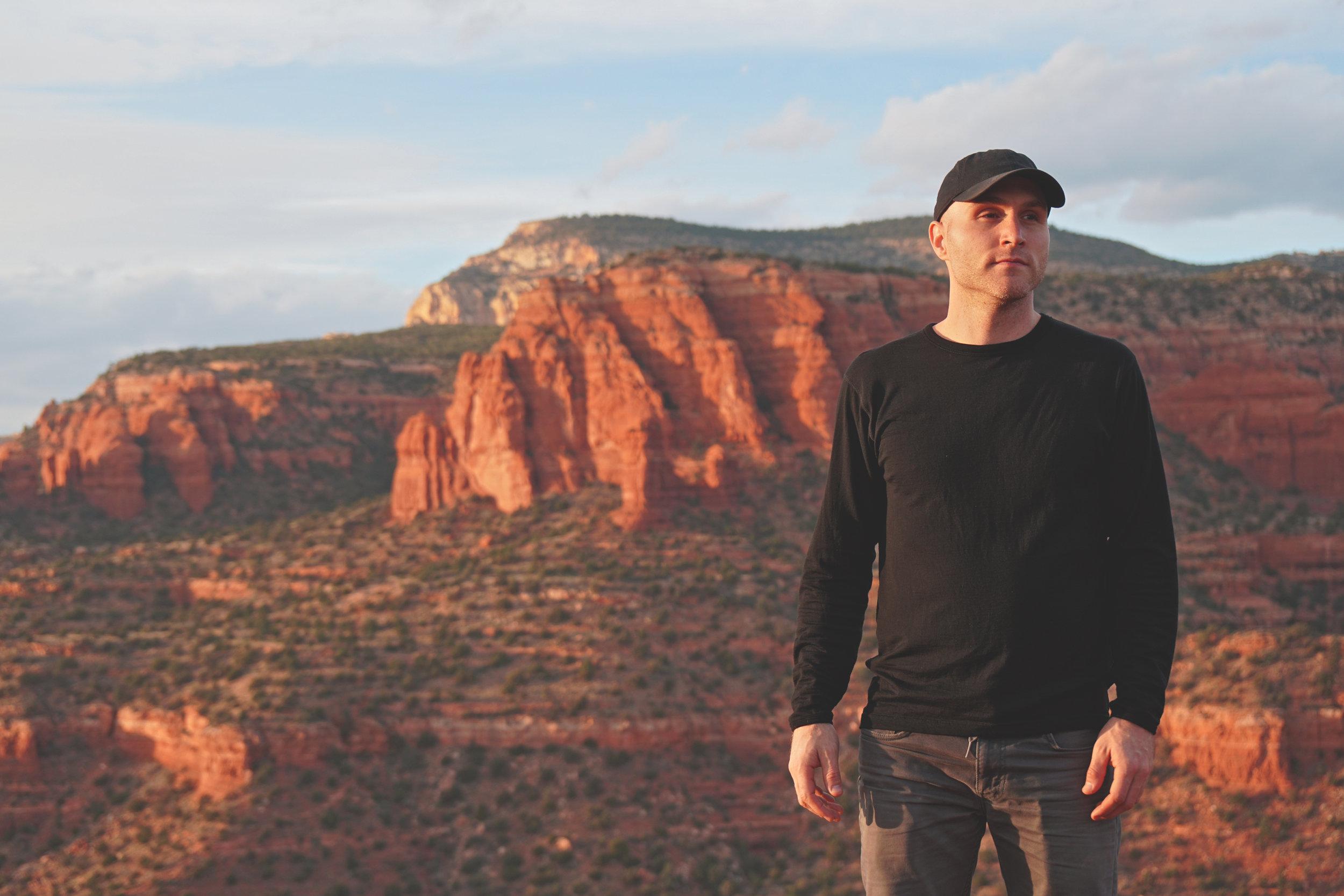 Sedona Arizona Doe Mountain Hiking Guide