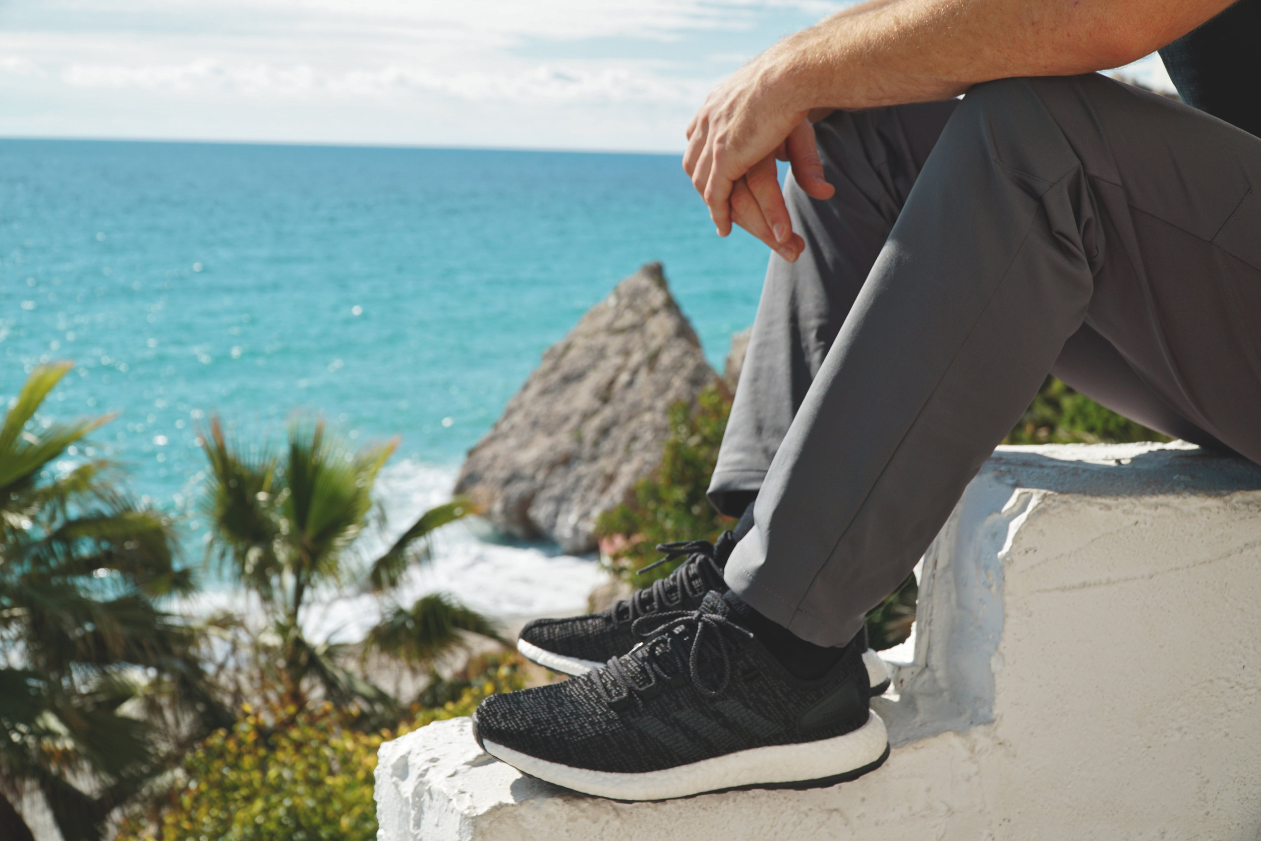 Adidas Pureboost in Spain Review