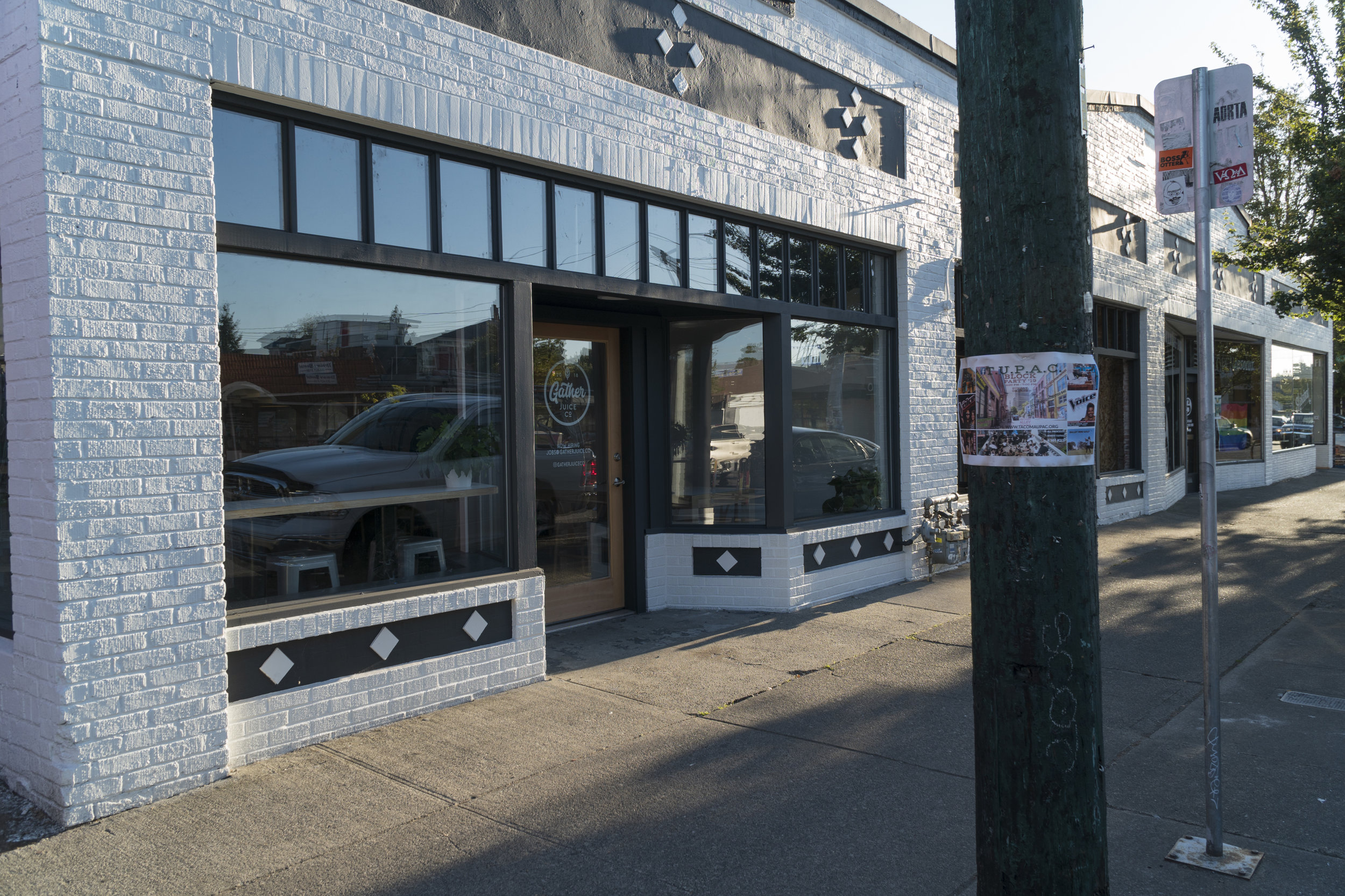 Gather Juice Shop Tacoma, WA